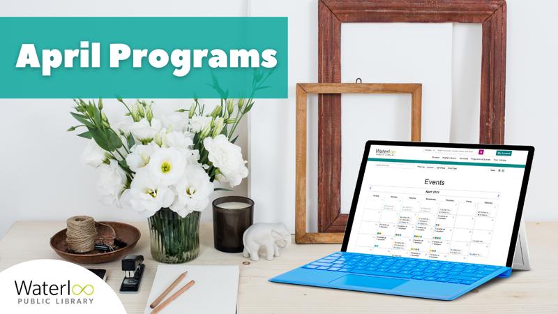 April programs at WPL