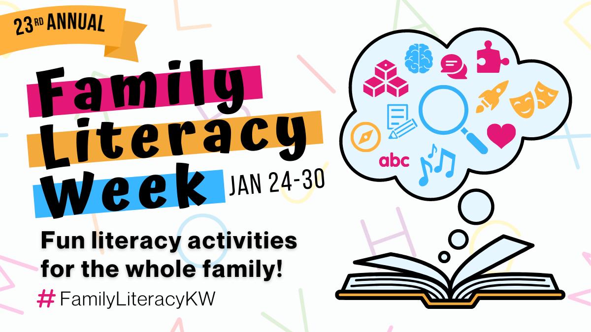 Family Literacy Week 2021